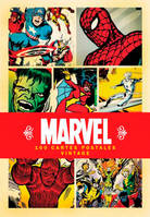 Marvel / coffret 100 cartes postales