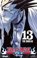 13, Bleach, The undead