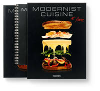 Modernist cuisine, at home