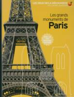 Les grands monuments de Paris