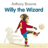 WILLY THE WIZARD, Livre