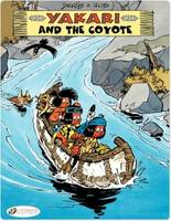 Yakari (english version) - Tome 9 - Yakari and the Coyote