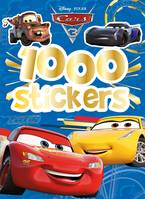 CARS 3 - 1000 stickers