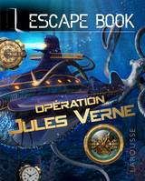 Jules Verne / escape book