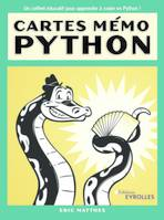 CARTES MEMO PYTHON - SYNTHAXE, CONCEPTS ET EXEMPLES
