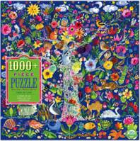 Puzzle - 1000 pièces - Tree of Life