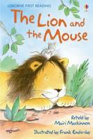 The Lion and the Mouse, Livre relié
