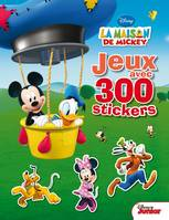 La maison de Mickey, 300 STICKERS