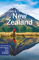Hiking  Tramping in New Zealand - 8ed - Anglais