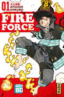Fire force (48 h BD 2020)
