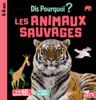 Les animaux sauvages / 6-8 ans