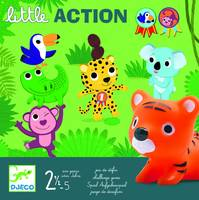 LITTLE ACTION (DJ08557)