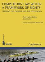 Competition law within a framework of rights, Applying the charter and the convention
