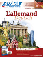 L'allemand / pack MP3