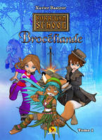 KORRIGAN SCHOOL BROCELIANDE TOME 1