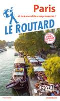 Guide du Routard Paris 2020, et des anecdotes surprenantes !