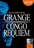 Congo Requiem, Livre audio 2 CD MP3