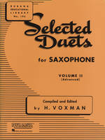Selected Duets Saxophone 2