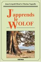 J'apprends le wolof, Livre+CD