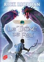 The Kane chronicles, 2, La Pyramide rouge - Tome 2 - Le trône de feu