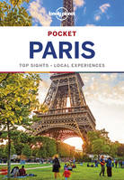 Pocket Paris - 6ed - Anglais