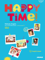 Happy Time - Pupils Book - Fichier élève, Elève+Ex