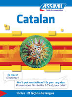 Catalan - Guide de conversation