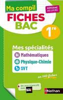 Compil Fiches Maths / PC / SVT - 1re