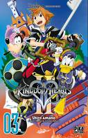 Kingdom hearts II, Kingdom Hearts II T03, 3