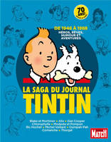La saga du journal de Tintin