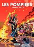 Les Pompiers - Tome 14, Flammes and Co