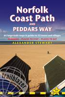 NORFOLK COAST PATH AND PEDDARS WAY