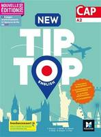 New Tip Top ENGLISH CAP - Ed. 2020 - Livre élève