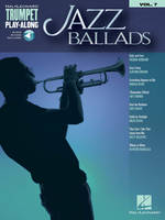 Jazz Ballads, Trumpet Play-Along Volume 7