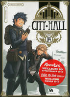 City hall, City Hall - Tome 4 - tome 4, Tome 04