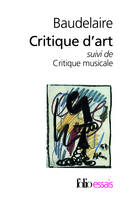 Critique d'art / Critique musicale