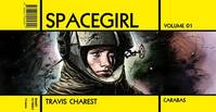 Spacegirl, Volume 01, Strips 1-56, Space girl