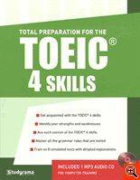 TOTAL PREPARATION FOR THE TOEIC 4 SKILLS 3 EDT, Livre+CD