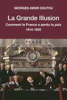 La Grande Illusion , Comment la France a perdu la paix : 1914-1920