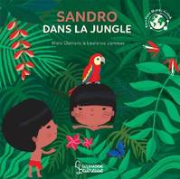 Sandro dans la jungle