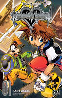 Kingdom Hearts - Chain of Memories T01
