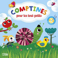 COMPTINES TOUT PETITS (CD)
