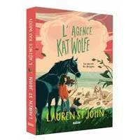 L'agence Kat Wolfe, Le secret du dragon