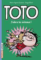 Toto, Tome 02, Toto, j'adore les animaux