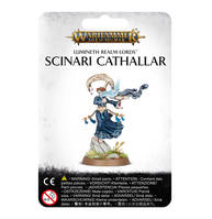 Order Lumineth Realm-Lords - Scinari Cathallar