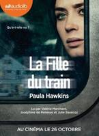 La Fille du train : 1 cd Mp3