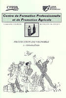 Documents d'autoformation, PROTECTION DU VIGNOBLE TOME 1 : GENERALITES