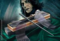 Baguette de Severus Rogue - Boite Ollivander - Harry Potter