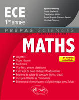 MATHEMATIQUES ECE 1RE ANNEE-3E EDITION ACTUALISEE