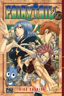 27, Fairy Tail T27